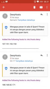 email-denyhosts
