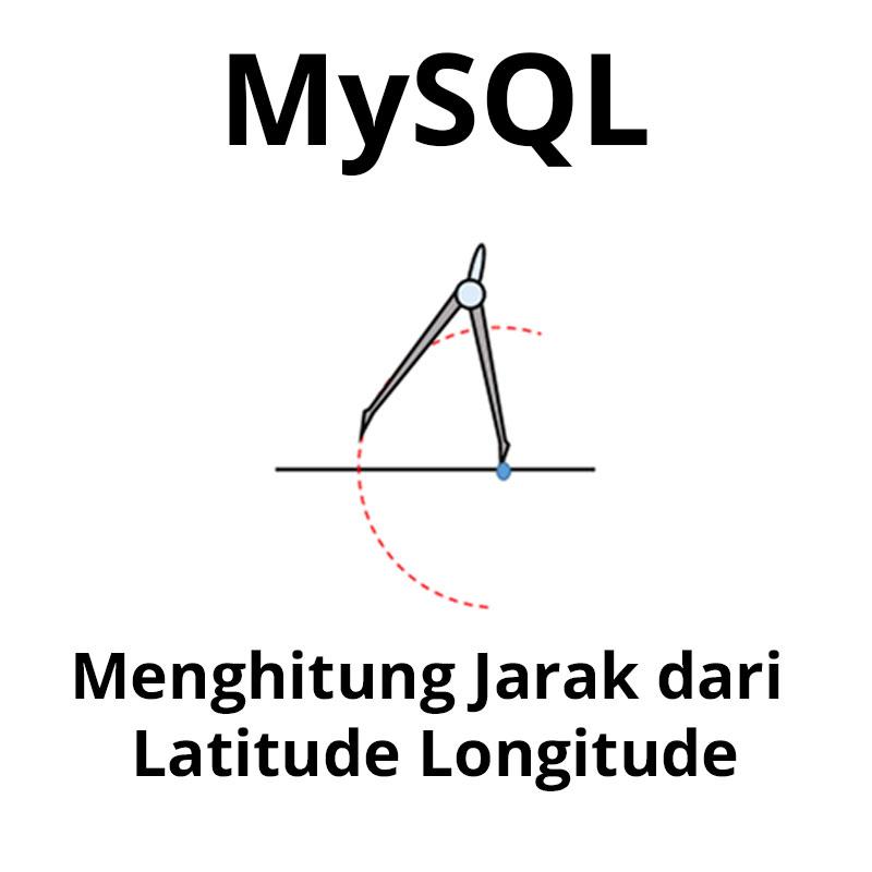 Cara cepat untuk menghitung formula dari Latitude dan